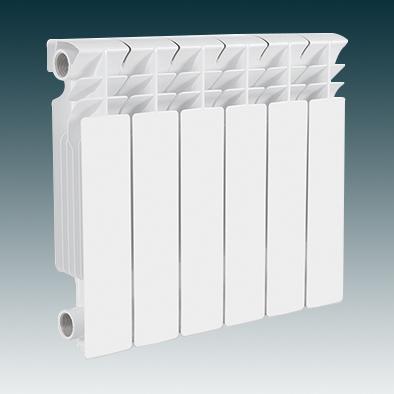 纯铝合金高压铸铝散热器-LS-IO350/85-2