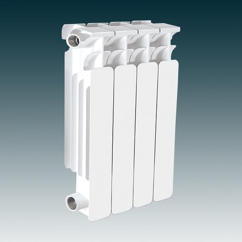 纯铝合金高压铸铝散热器-LS-FM500/80-2