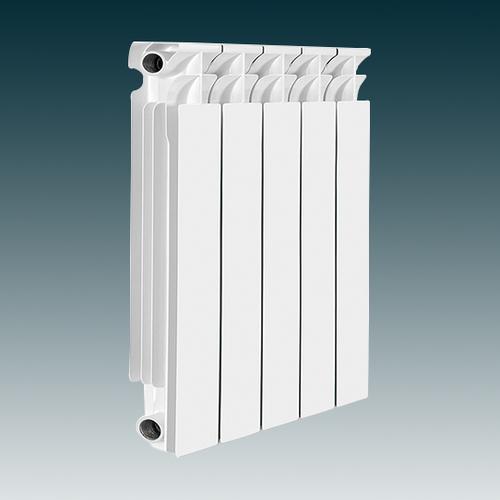 纯铝合金高压铸铝散热器-LS-IP600/80-1