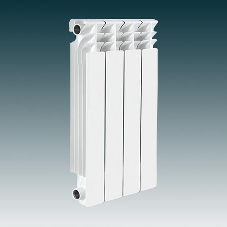 纯铝合金高压铸铝散热器-LS-IB800/100-2