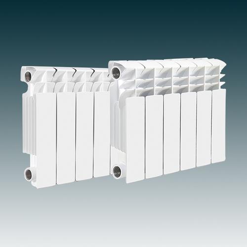 纯铝合金高压铸铝散热器-LS-IB300/85-1