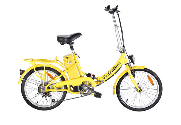 Foldable bike LMTDH-Q-06