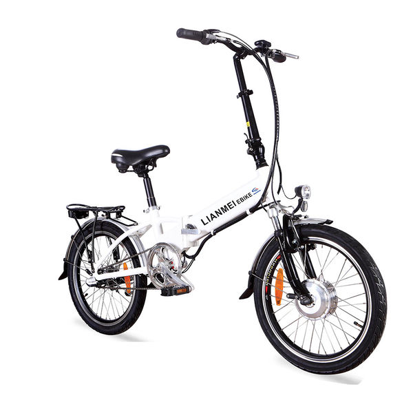 Foldable bike LMTDR-08L