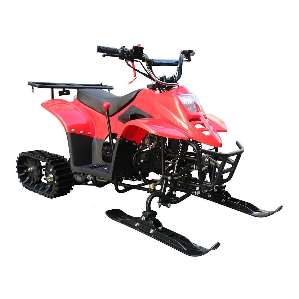 110cc snowmobile LMATV-110B snowmobike