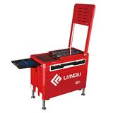 LQ-230(2017款平蓋高靠背釣箱) -LQ-230