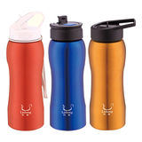 STAINLESS STEEL SPORTS BOTTLE -LS-S304