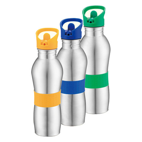 STAINLESS STEEL SPORTS BOTTLE-LS-S215