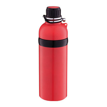 STAINLESS STEEL SPORTS BOTTLE-LS-S113