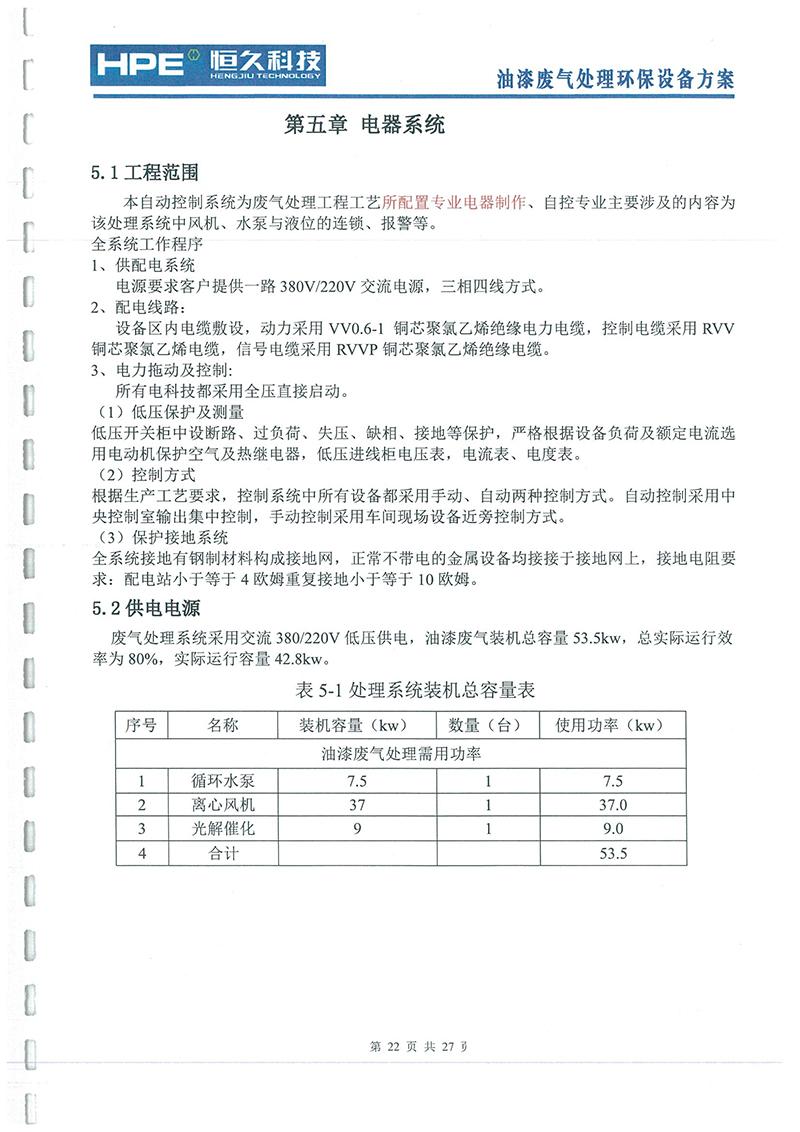 中超文字直播平台工贸废气方案-21