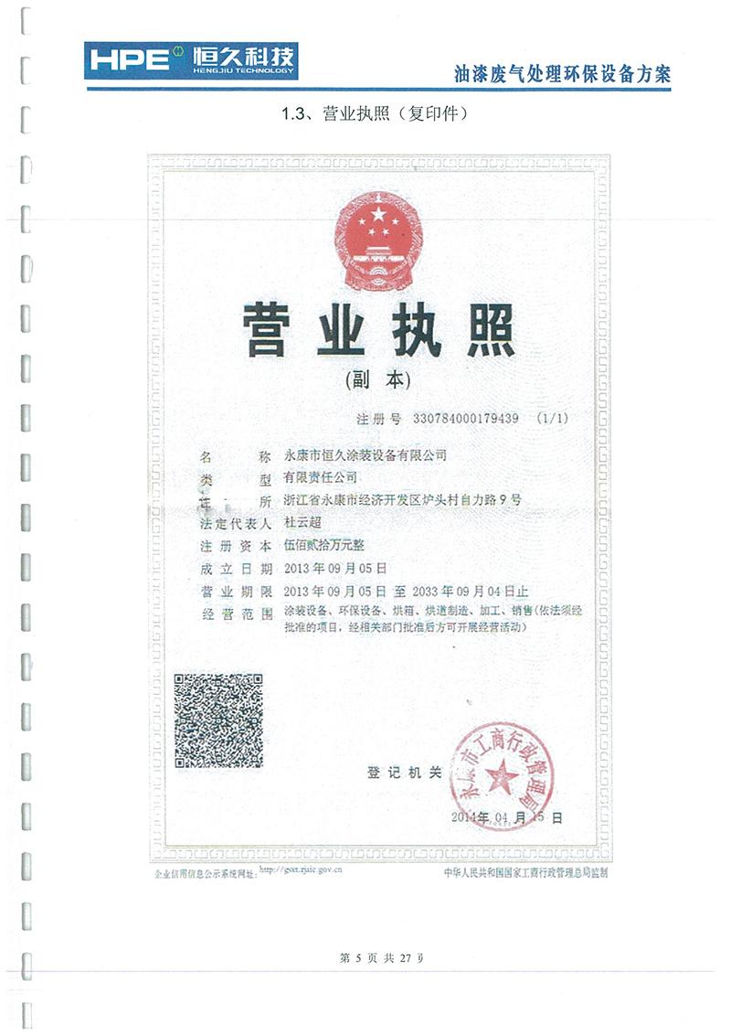 中超文字直播平台工贸废气方案-4