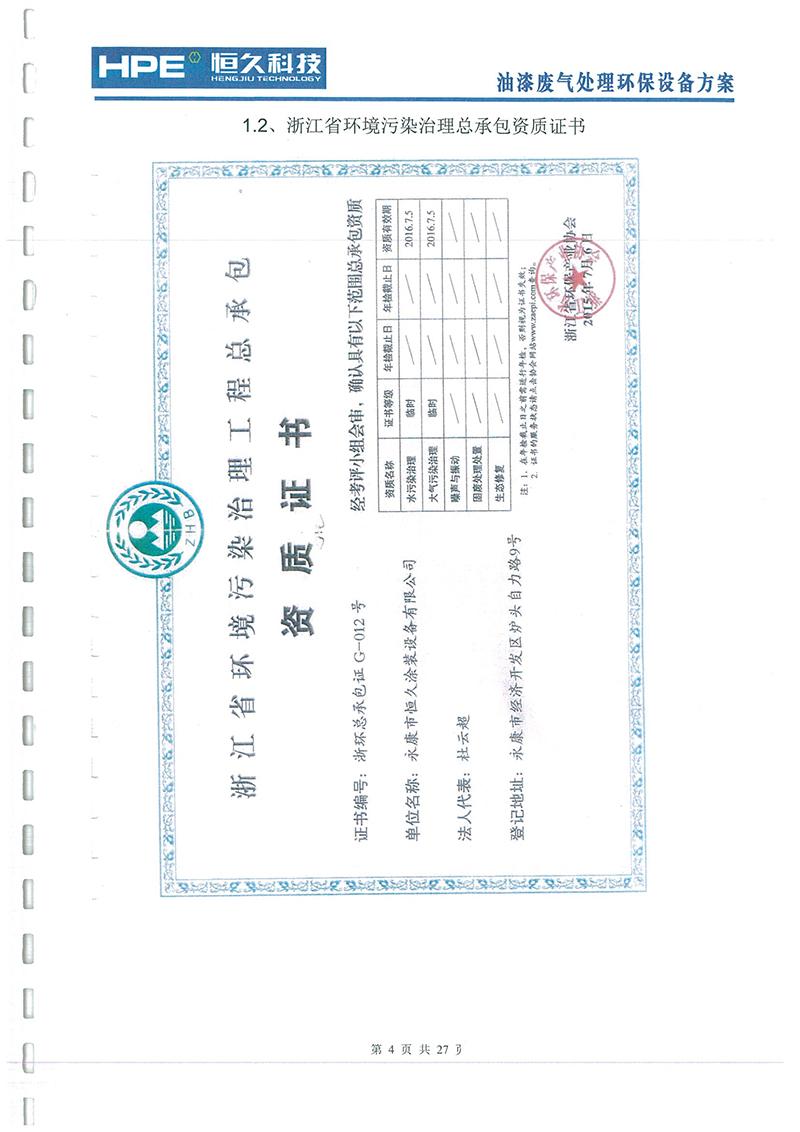 中超文字直播平台工贸废气方案-3