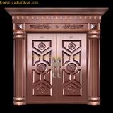 不銹鋼銅門-LW-6006