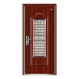 钢质室内门 -铜窗门中门LY-723