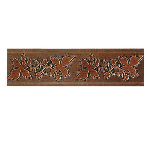 铜门配件-梅花
