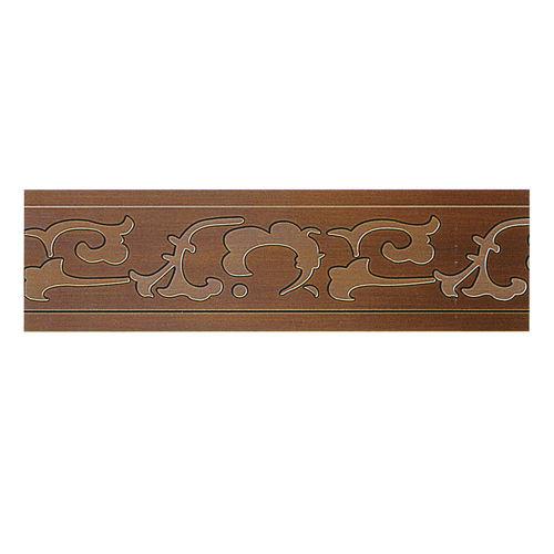 铜门配件-水浪花