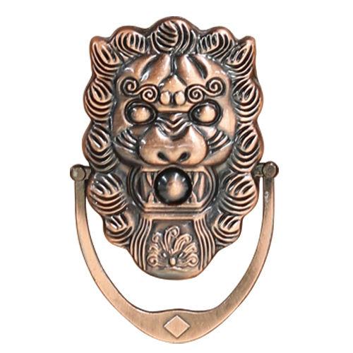 铜门配件-狮子头