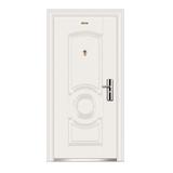 钢质室内门 -龙韵安全门 (乳白色) (丁级)