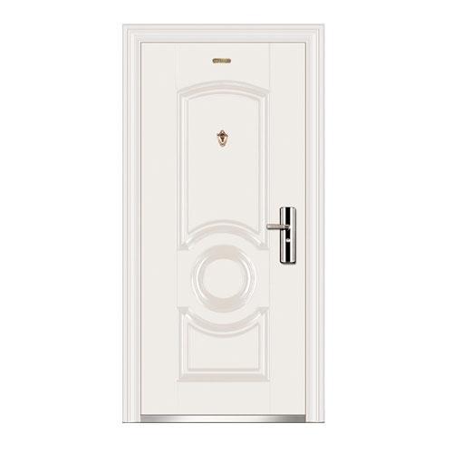 钢质室内门-龙韵安全门 (乳白色) (丁级)