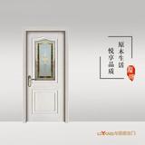 龙阳原木门 -LY8701