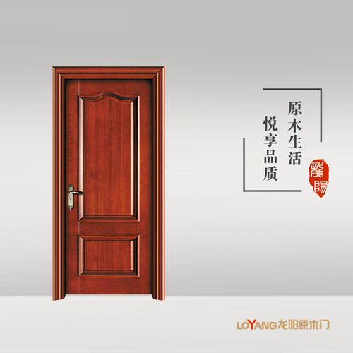 龙阳原木门-LY8322