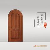 龙阳原木门 -LY8111