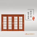 龙阳原木门 -LY8903