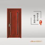龍陽原木門 -LY8328