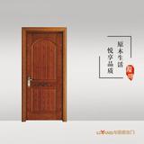 龙阳原木门 -LY8307