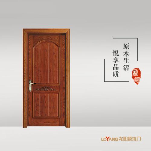 龙阳原木门-LY8307