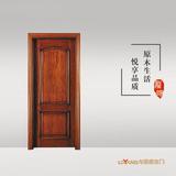 龙阳原木门 -LY8345