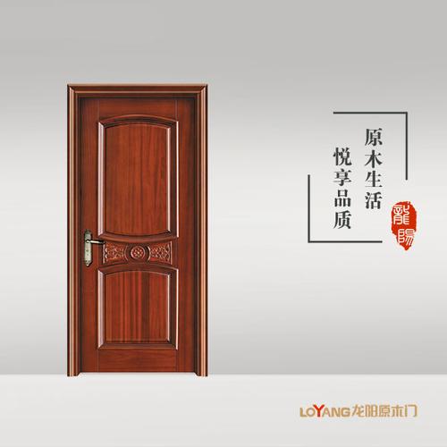 龙阳原木门-LY8302