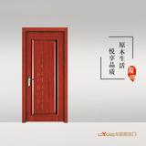 龙阳原木门 -LY8313