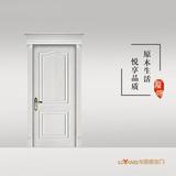 龙阳原木门 -LY8110