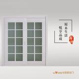 龙阳原木门 -LY8905