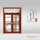 龍陽原木門 -LY8901