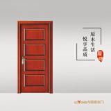 龙阳原木门 -LY8503