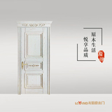 龙阳原木门 -LY8356