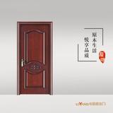 龙阳原木门 -LY8303