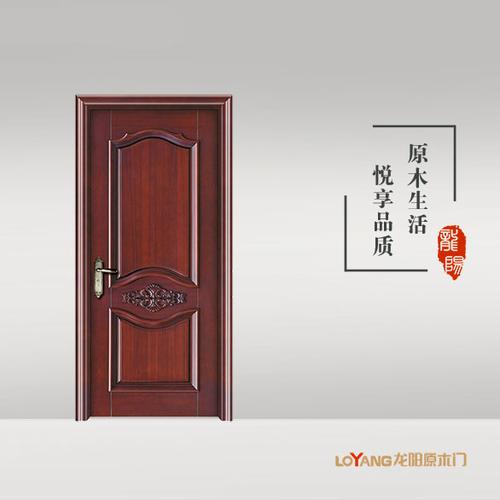 龙阳原木门-LY8303