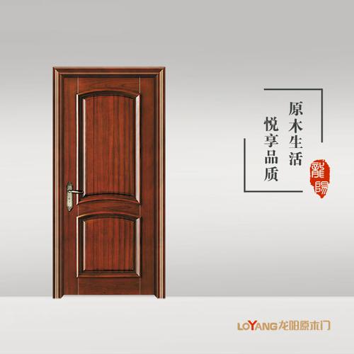 龙阳原木门-LY8325
