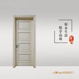 龙阳原木门 -LY8361