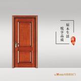 龍陽原木門 -LY8321