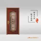 龍陽原木門 -LY8702
