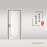 龙阳原木门 -LY8315
