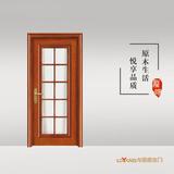 龍陽原木門 -LY8707
