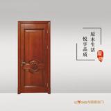 龙阳原木门 -LY8343