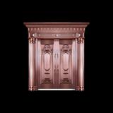 不銹鋼銅門-LW-601