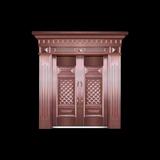不銹鋼銅門-LW-607