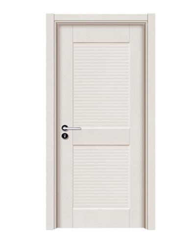 强化烤漆门-HM-6203(暖白小浮雕)