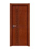 强化烤漆门 -HM-6103(浮雕铁红)